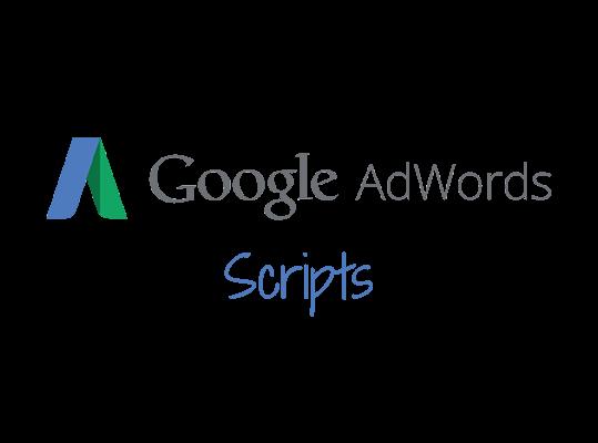AdWords Scripts development